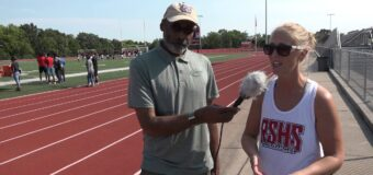 Interview with Raytown South Cheerleader Team Coach Angela Lea