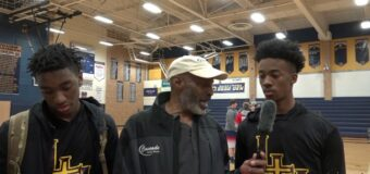 Interview With Isiah Williams & Tahj Patterson Members Of St. Louis's Lutheran North Men's Basketball Team