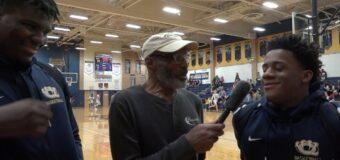 Interview With Lester Davis & Zachery Rowe Members Of The William Chrisman Men's Basketball