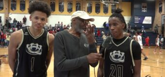 Interview With With Zachariah Rowe A Member Of The William Chrisman Men's Basketball Team