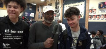 Interview With Zach Fashing & Alex Calhoun Member Of The William Chrisman Men's Basketball Team