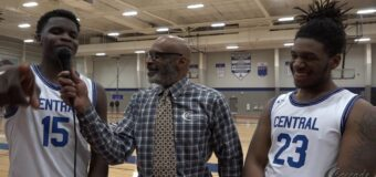 Interview with De'Waun Norton & Da'Marcus Hawkins Members of the Central Blue Eagles Boys Basketball Team
