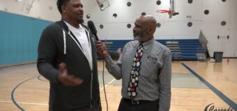 Interview with Tyrone Davis Head Coach Of The Kauffman Boys Basketball Team