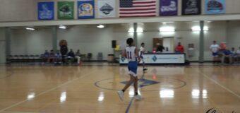 Lincoln Prep BlueTigers Freshman VS Center YellowJackets Freshman