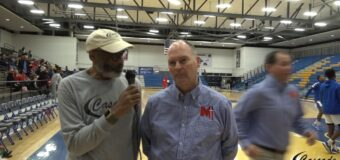 Interview with Bishop Miege Stags Head Boys Basketball Coach Rick Zych