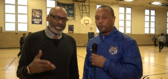 Interview with Class 4, District 15 Championship Lincoln Prep Basketball Head Coach Ryan Glasgow
