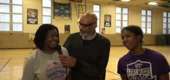 Interview with Lincoln Prep Class 4, District 15 Champions Chorus Davis and Delilah Pippin
