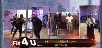 Fit4UIS4U HEALTH & FITNESS