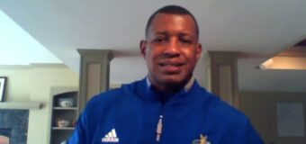 Interview with UMKC Athletic Director Dr. Brandon Martin