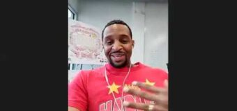 Interview with  Woody Carter Of The Harlem Legends Basketball Entertainers