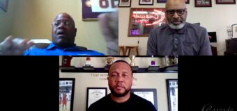 Interview with Elizabeth City State University Head Football Coach  and Offensive Coordinator Anthony Jones