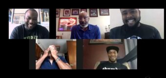 Interview With  KIPP KC Athletic Director Michael Cobbins And Some Of His Coaching Staff