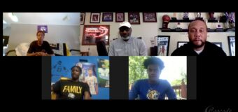 Interview with Student Athletes From Lincoln Prep on Attending A HBCU
