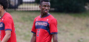 Howard-University Senior Profile Featuring Marcus Johnson