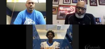 Interview With Lincoln Prep Academy Offensive Coordinator Donnell Fletcher & Wide Receiver  Alonzo Byrd