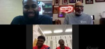 Interview With Southeast Head Football Coach Julius Forster, & Two Of His Players Raeford Parks III, And Devohn Dudley Reese