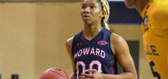 Howard Women's Basketball Erases 23-Point Deficit to Defeat La Salle