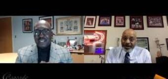 Interview With The Negro leagues Baseball Museum President Bob Kendrick Discussing Hank Aaron Death
