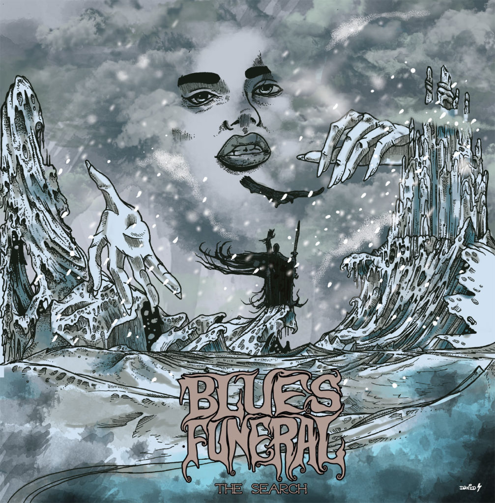 Blues Funeral - The Search