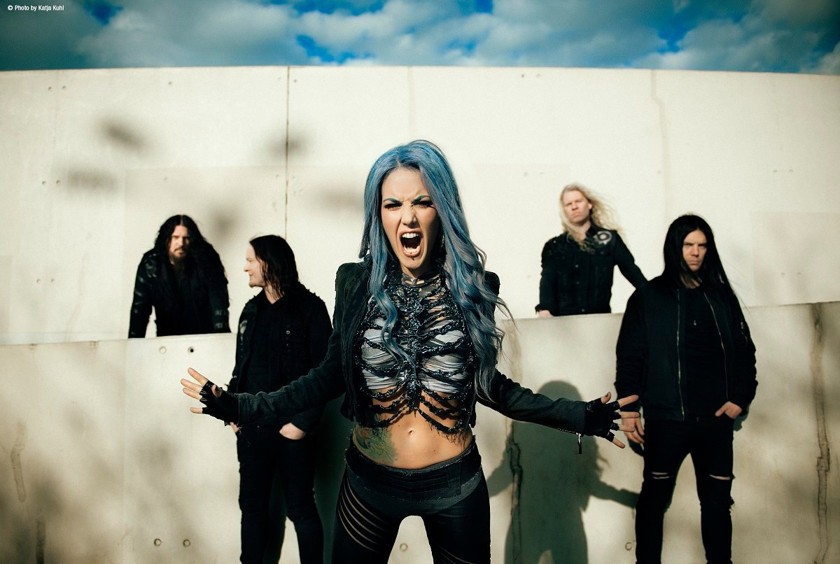 Arch Enemy Releases New Music Video For The World Is Yours
