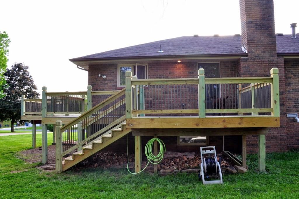 Nimmo Construction Springfield, MO Residential Exterior Construction