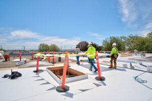 Common Flat Roofing Issues in The Bay Area