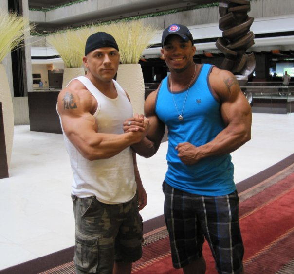 Sergio oliva jr and apex