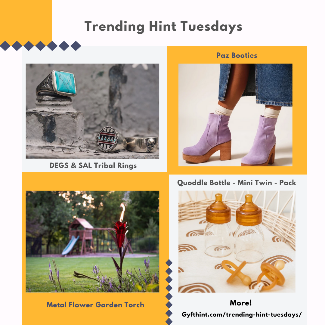 Trending Hint Tuesdays