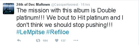 Cassp album