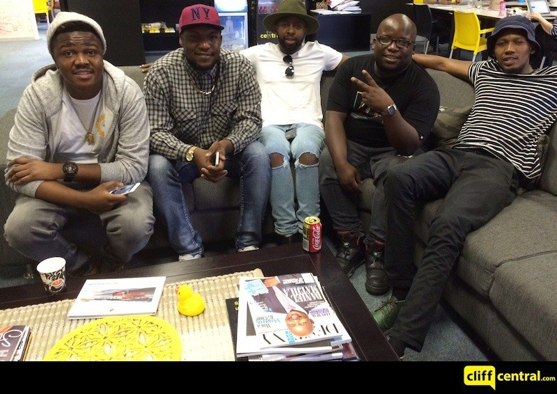 Photo of Check Out DJ Capitals Interview With AB Crazy About How He Signed To Kalawa