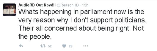 reason politics