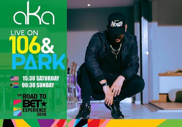 AkA Set to make US TV Debut on 106 & Park