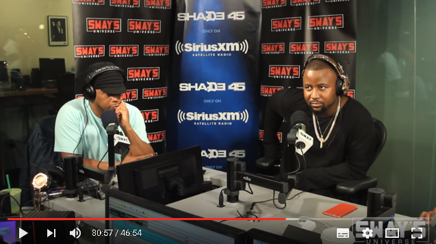 Listen To Cassper Nyovest's Sway In The Morning Interview