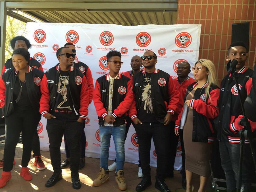 Mabala Noise Respond To Julius Malema's Allegations