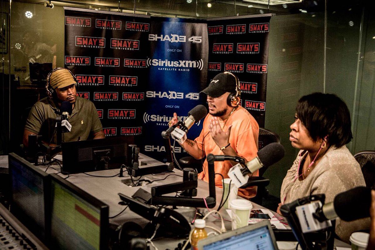 Check Out AKA's Full Interview On Sway In The Morning