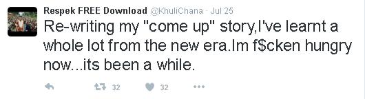 Khuli Chana come up