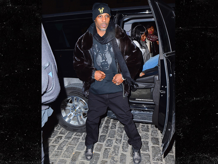 DMX Welcomes His Fifteenth Child Into the World