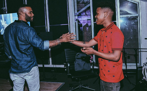 Is Nasty C About To Work With Another Major American Star?