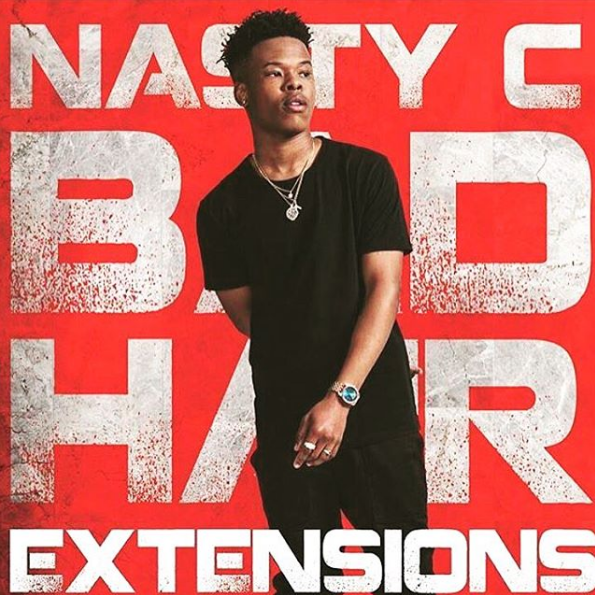Nasty C Releases Bad Hair Extensions Hard Copies