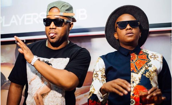 Photo of This Video Of Carpo Irritating Cassper Has Fans On The Floor