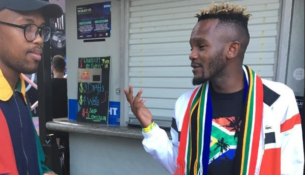 Kwesta Speaks On How Americans Reacted To His Music