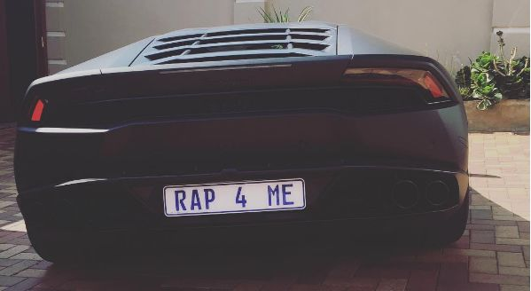 Check Out Pics Behind The Scenes Of Emtee's 'Rap 4 Me' TV Show