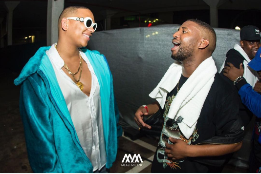 Photo of Is A Da L.E.S And OkMalumKoolKat Collaboration In The Works?