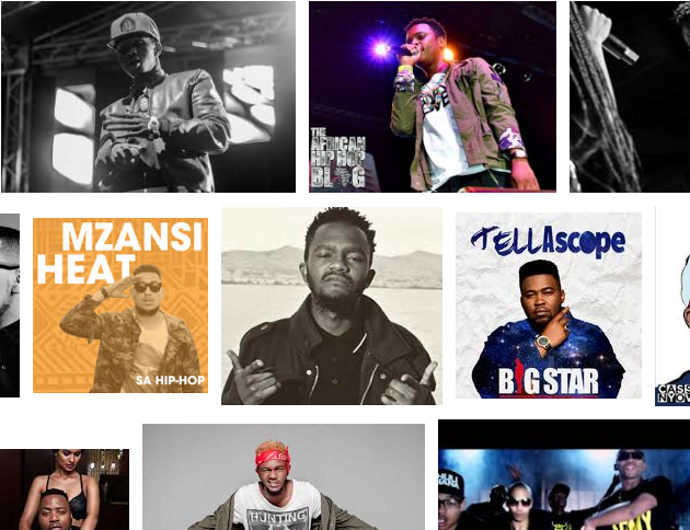 Photo of This Week's Top 5 SA Hip Hop Songs On iTunes
