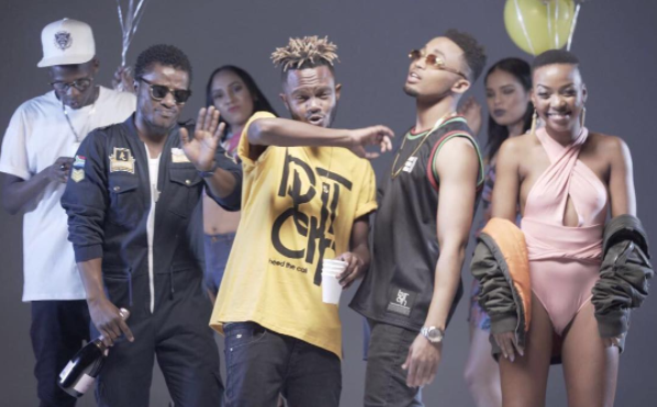 Stream: Kwesta - Spirit [ft Wale]