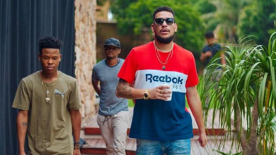 "Photo of AKA: ""Me and Nasty C  Don't Really Speak"""