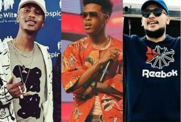 'Nasty C And Emtee Are Kings,' AKA On Being Underrated