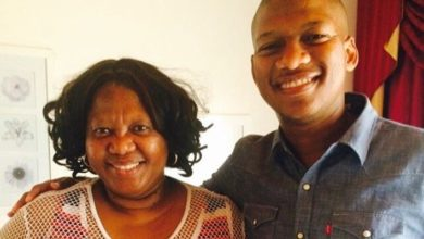 Photo of Proverb Remembers Late Mom With Heartfelt Message On Her Birthday!