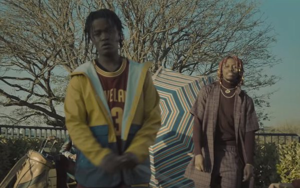 Zoocci CokeDope & Yung Swiss Drop 'GLDN' Visuals