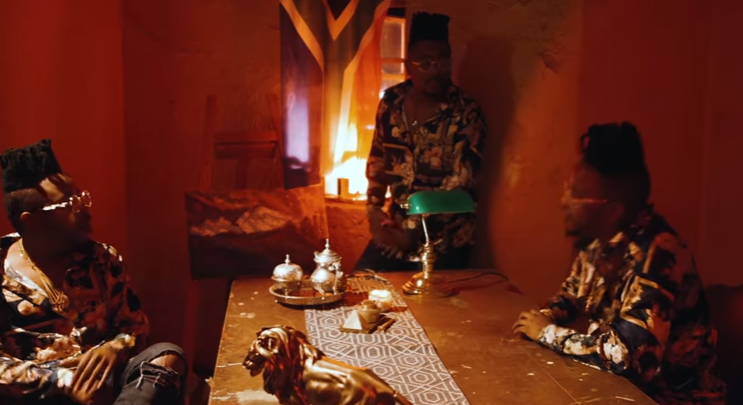L-Tido Releases Visuals For 'I'm Back' Ft T Phoenix